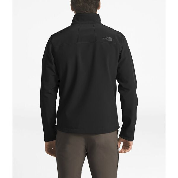 Men's Apex Bionic 2 Jacket, TNF BLACK/TNF BLACK, hi-res