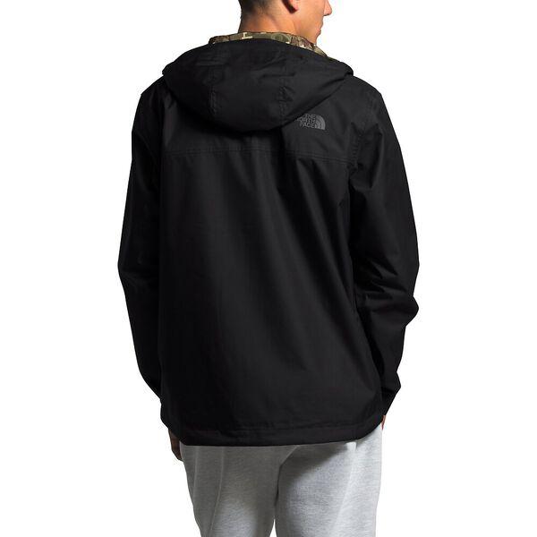 Men's Millerton Jacket, TNF BLACK/BURNT OLIVE GREEN UX DIGI CAMO PRINT, hi-res