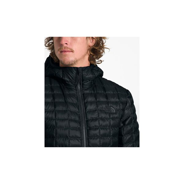 MEN'S THERMOBALL™  ECO HOODIE, TNF BLACK MATTE, hi-res