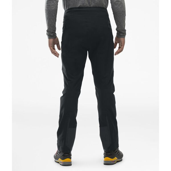 Men's Summit L4 Soft Shell LT Pants, TNF BLACK, hi-res
