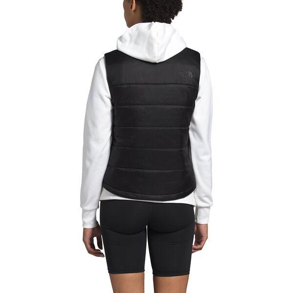 Women's Pardee Insulated Vest, TNF BLACK, hi-res