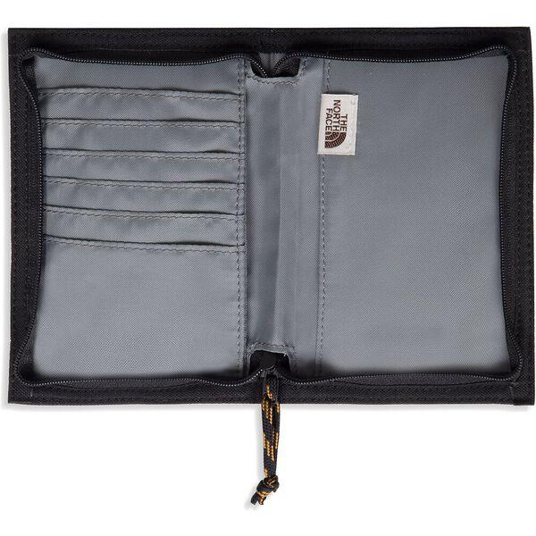 Travel Wallet, TNF BLACK HEATHER, hi-res