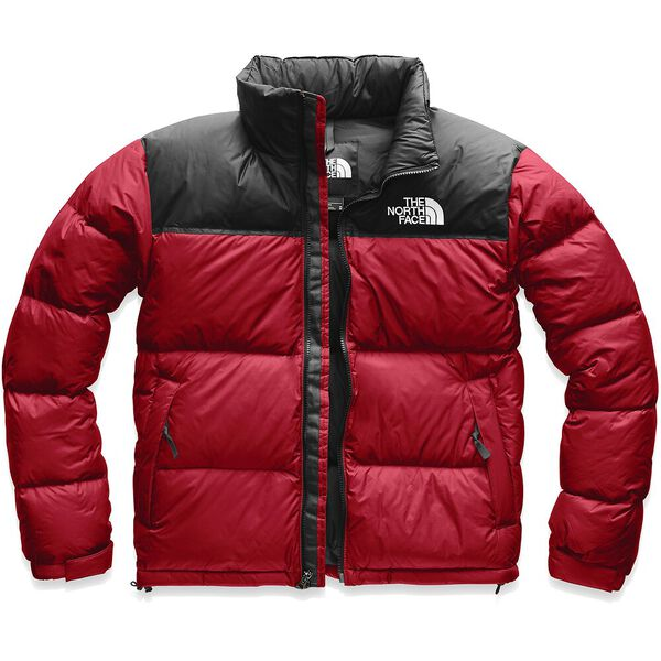 MEN'S 1996 RETRO NUPTSE JACKET, TNF RED, hi-res