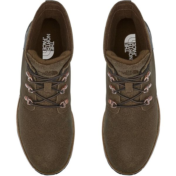 WOMEN'S BALLARD LACE II, DESERT PALM BROWN/TNF BLACK, hi-res