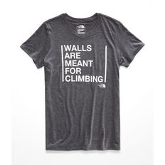 WOMEN'S S/S MEANT TO BE CLIMB TEE