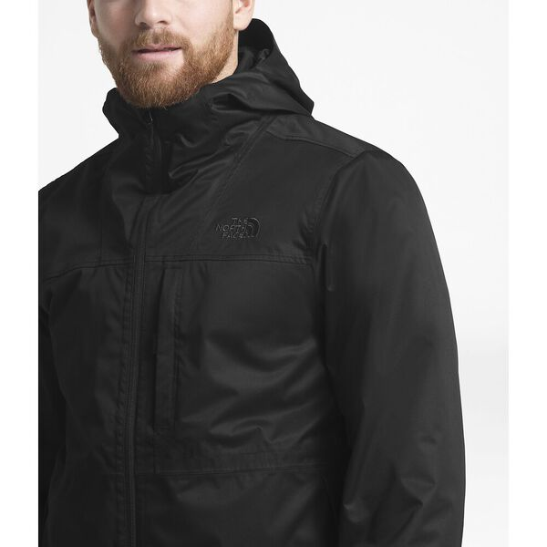 Men's Arrowood Triclimate® Jacket, TNF BLACK, hi-res
