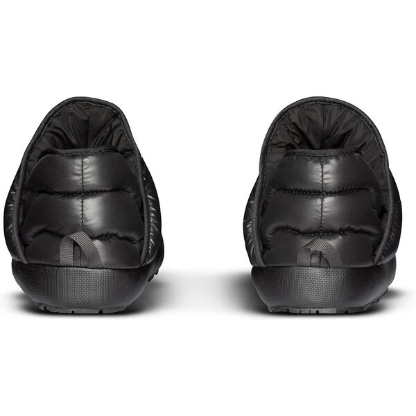 Women's Thermoball™ Traction Bootie, SHINY TNF BLACK/BELUGA GREY, hi-res
