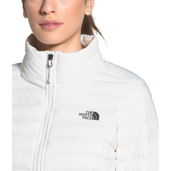 Women's Stretch Down Jacket, TNF WHITE, hi-res