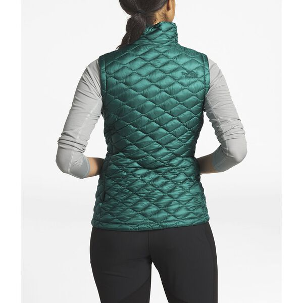 Women's Thermoball™ Vest, EVERGLADE, hi-res