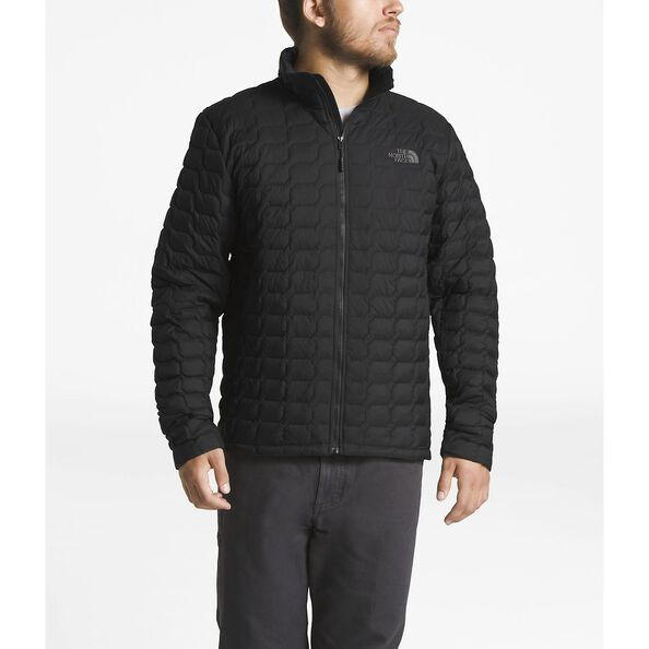 MEN'S THERMOBALL™ JACKET, TNF BLACK MATTE, hi-res