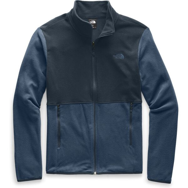 MEN'S TKA GLACIER FLEECE FULL ZIP JACKET