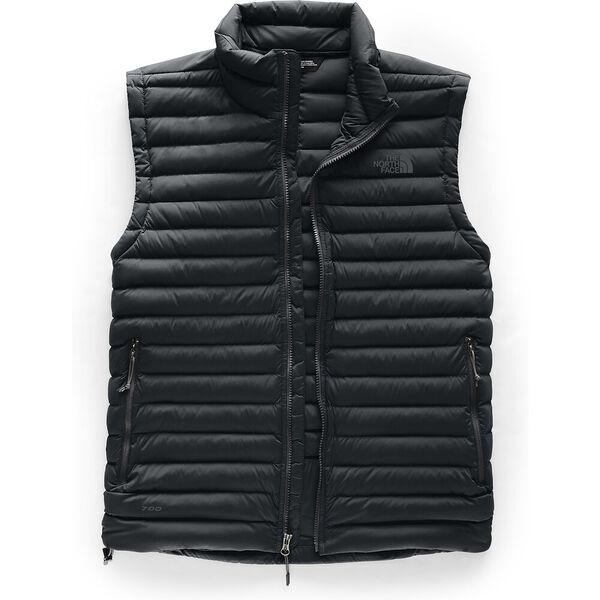 Men's Stretch Down Vest, TNF BLACK, hi-res