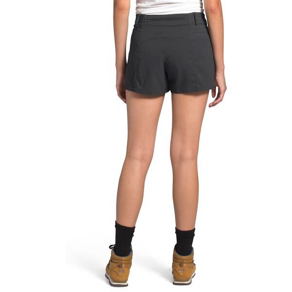 Women's Paramount Active Shorts, ASPHALT GREY, hi-res