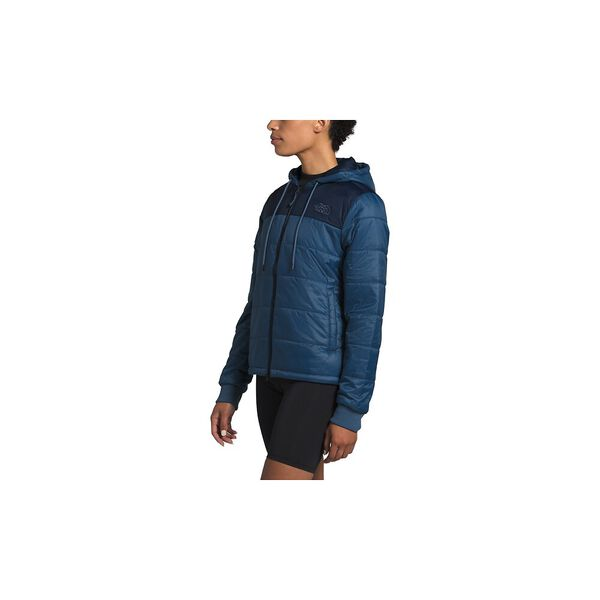 Women's Pardee Insulated Jacket, SHADY BLUE/URBAN NAVY, hi-res