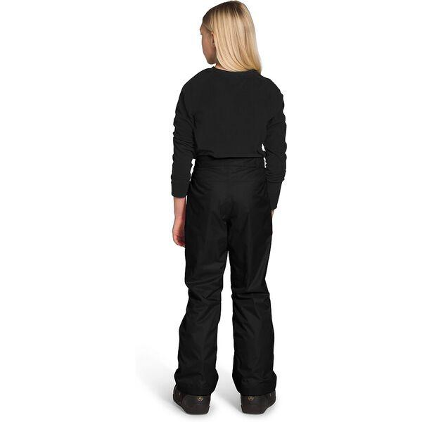 Girls' Freedom Insulated Pants, TNF BLACK/TNF WHITE, hi-res