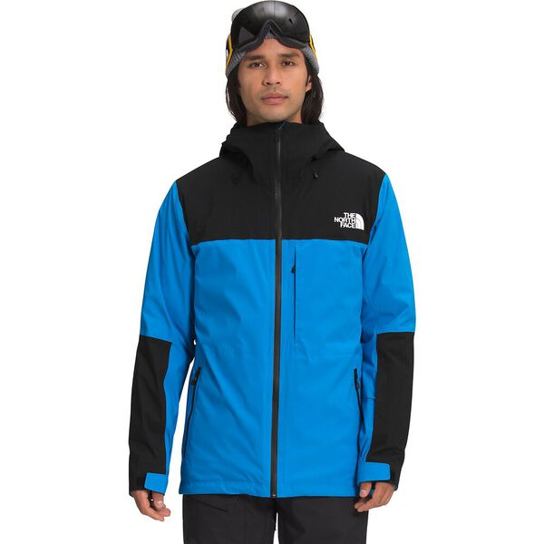 Men's ThermoBall™ Eco Snow Triclimate®, CLEAR LAKE BLUE/TNF BLACK, hi-res