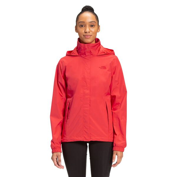 Women's Resolve 2 Jacket, HORIZON RED, hi-res