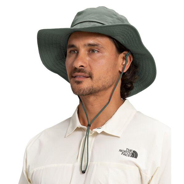 Horizon Breeze Brimmer Hat, AGAVE GREEN, hi-res