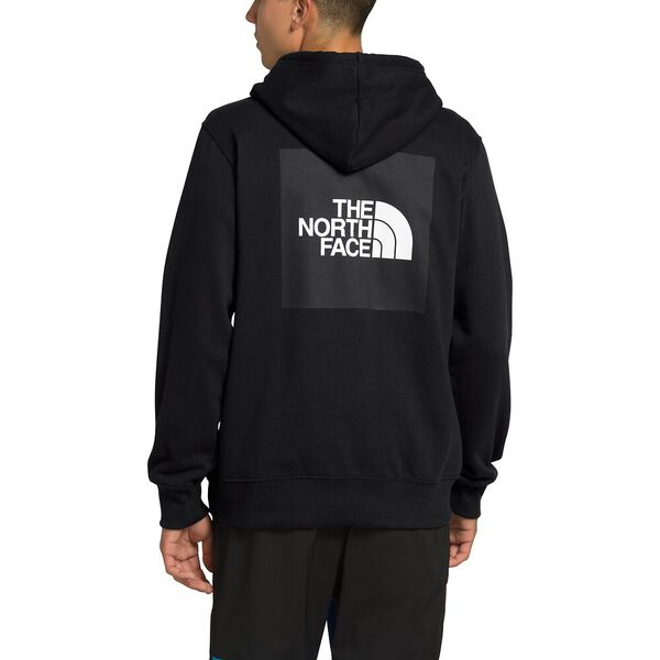 Men's 2.0 Box Pullover Hoodie, TNF BLACK, hi-res