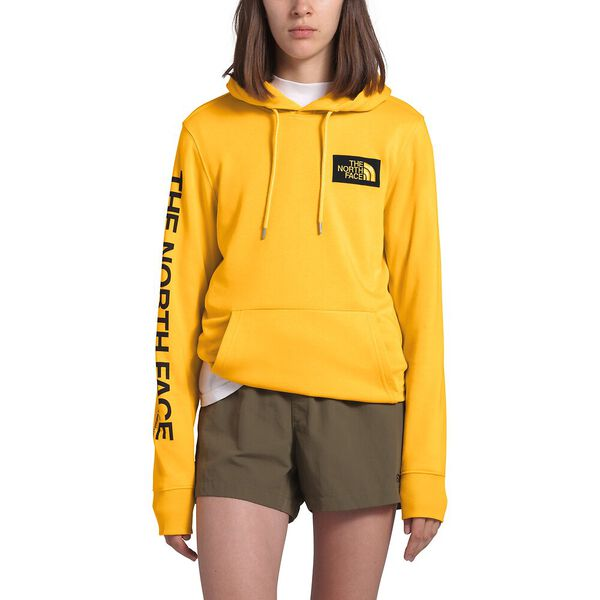 Women's Himalayan Source Pullover Hoodie, TNF YELLOW, hi-res
