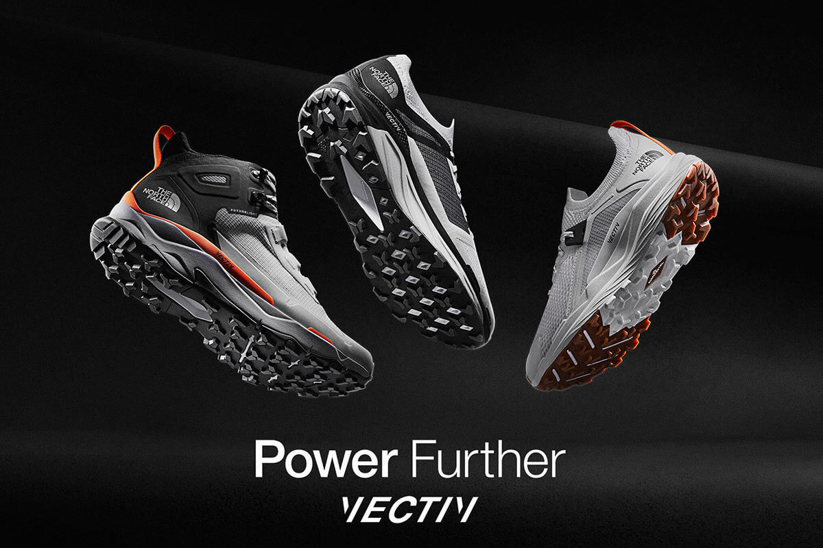 the north face vectiv technology