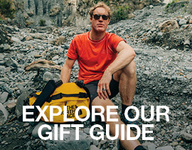 The North Face equipment gifting