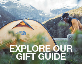 The North Face Gift Guide Men